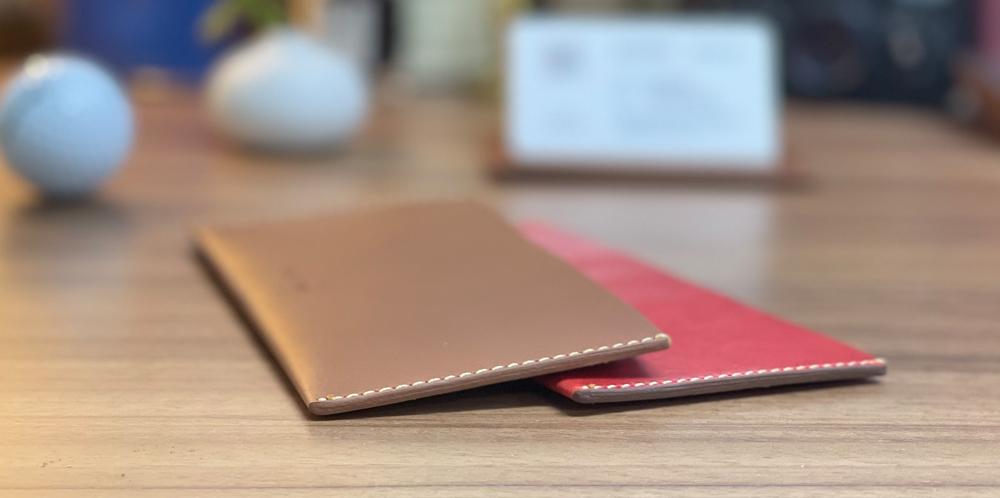 라운딩 골프 지갑